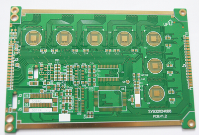 4 Layer Impedance PCB